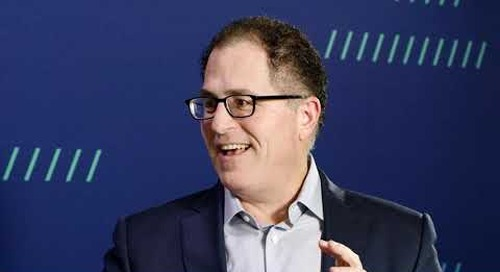 Jumpstarting Digital Transformation and Reducing Time to Value Are Key to Success—Michael Dell