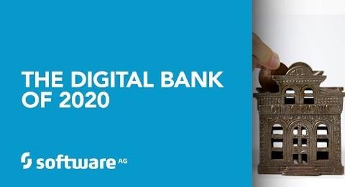 Software AG's Digital Bank 2020