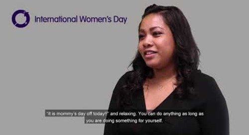 International Women's Day series- Janice McSpadden #BalanceforBetter