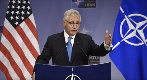 Chuck Hagel Receives TWC Lifetime Achievement Impact Award