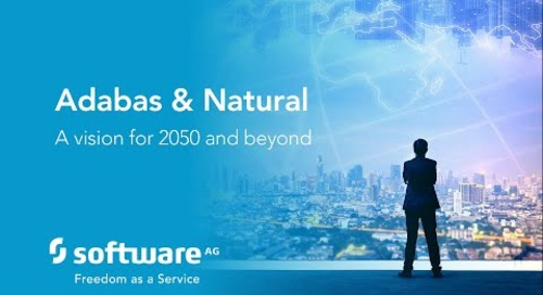 ADABAS & NATURAL - A Vision For 2050 and Beyond