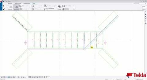 Utility Precast with Tekla Structures – Video 5 (GA-Drawings)
