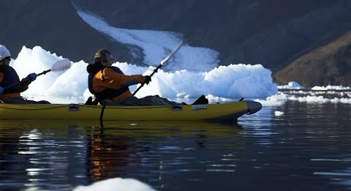 Greenland Adventure: Paddling in the Arctic