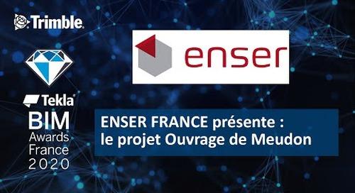 ENSER FRANCE présente le projet Ouvrage de Meudon