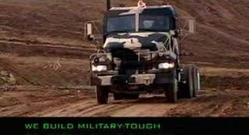 Mack in the Military