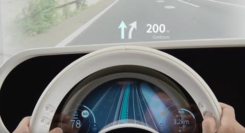 TomTom Automotive HMIs are Built with Qt