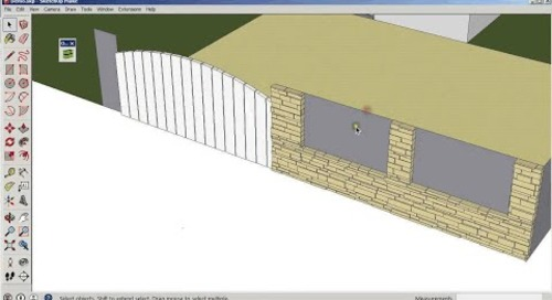 SketchUp Oob Extension