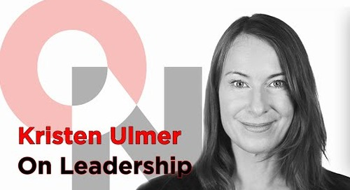 Don't Face Your Fears, Work With Them | Kristen Ulmer | FranklinCovey clip