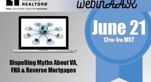 June 21 VIP Mortgage Webinar