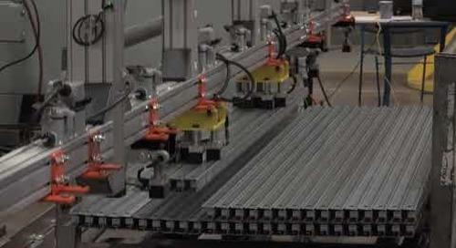 Samco Machinery's Ultra Stacker