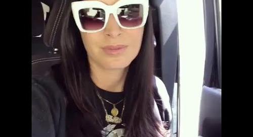 LaLa Romero Day 2 #BeWellChallenge
