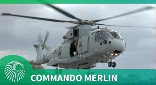 Exclusive: Commando Merlin Carrier Deployment