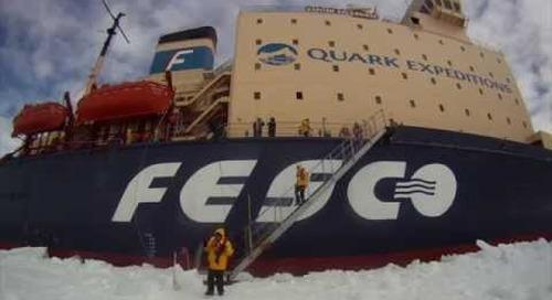 Kapitan Khlebnikov: Icebreaker Technology