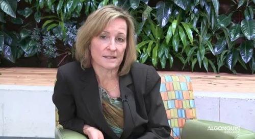 Cheryl Jensen, President - Algonquin College