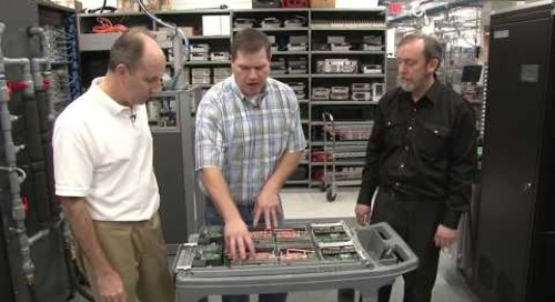 NeXtScale System M5 Water Cool Technology Video Walk-through