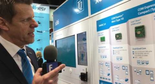 embedded world 2017: TQ-Systems' COM Express Portfolio Extends Intel Processing in Industrial Apps