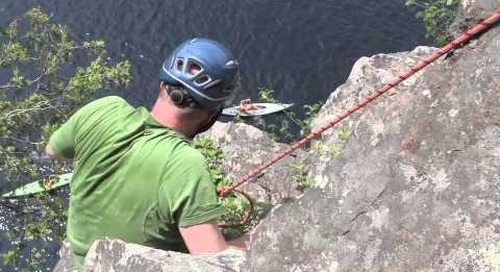Healthy Together - Peter Eagar Sailing and Climbing