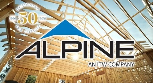 Alpine 50 Years of Building Success