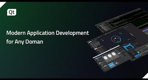 Modern Application Development for Any Domain {On-demand webinar}