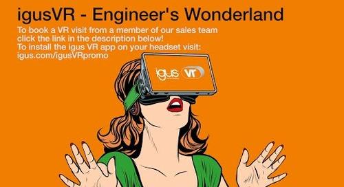 igus® VR experience!