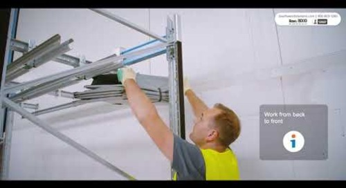 How to Install Small Parts Bins into Pallet Rack Bays