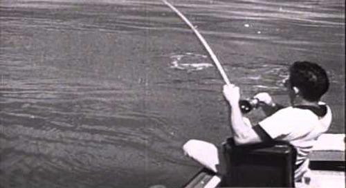 Funny 1984 Nebraska Fishing Forecast