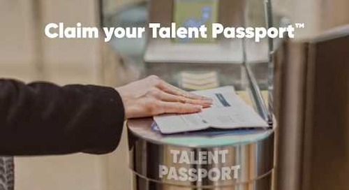 Claim Your Talent Passport Today