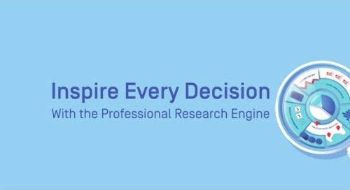 Factiva: Inspire Every Decision with the Professional Research Engine