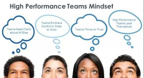 The 4 Leadership Skills that Make Teams Work