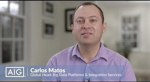Zaloni Customer Success - AIG, Carlos Matos
