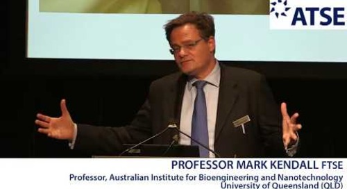 ATSE 2017 New Fellow: Professor Mark Kendall FTSE
