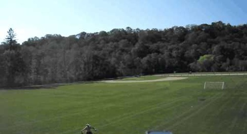 AR Drone watches DLG Launch