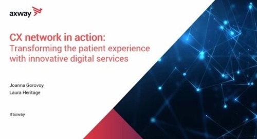 Transforming the patient experience with innovative digital services
