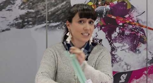 Jenni Sanders introduces NATULON® product line