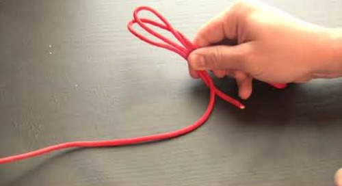 How to Tie a Dropper Loop