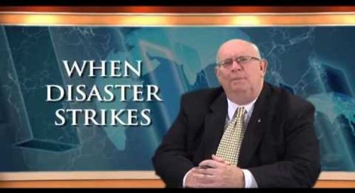 It's Your Business - When Disaster Strikes