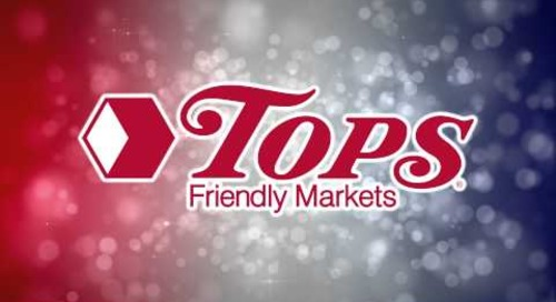 Tops Logo Animation