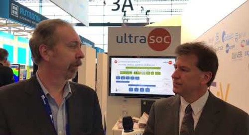 UltraSoC at Embedded World 2018