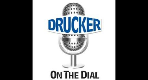 Drucker on the Dial - Bottoms Up