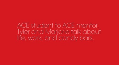 ACE Mentor: Conversations