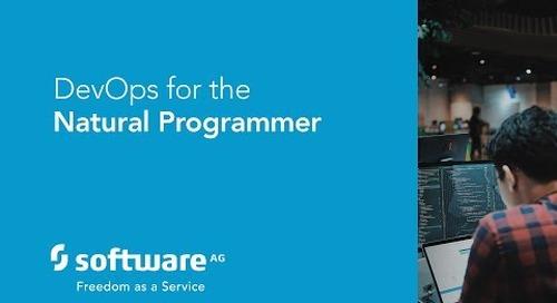 DevOps for the Natural Programmer