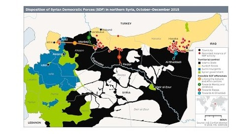 Policy gaming the risk of escalation in the Syrian conflict