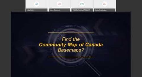 Your Mission, Should You Choose To Accept, Is To Activate the Community Map of Canada