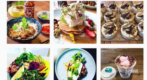 Follow @discoverhume for the City's best eats!