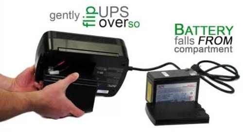 APC by Schneider Electric - How to Replace a Back-UPS Battery