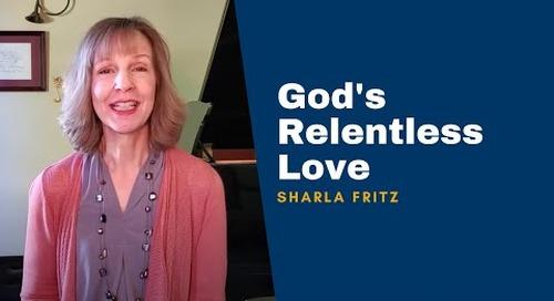 Sharla Fritz on God's Relentless Love | Women's Bible Study on Hosea