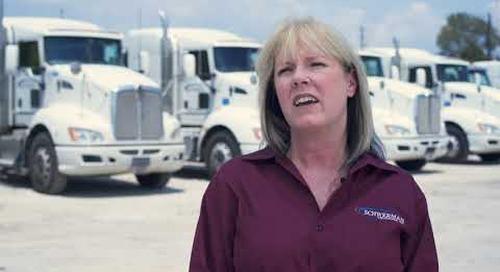 Never Stop Evolving: Schwerman Trucking and Tankstar