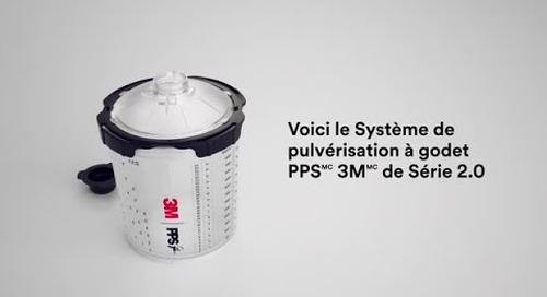 Systèm PPS 3M de Série 2 (FR,court)–La prochaine evolution de la productivité en matière de pienture