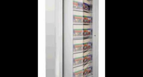 Rotary filing cabinets turning files space saver storage systems Toll Free 800-803-1083