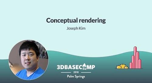 Conceptual Rendering – Joseph Kim | 3D Basecamp 2018